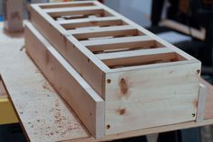 Learn How To Build A DIY Patio Table With Built-in Beer/Wine Coolers