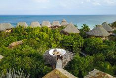 A Look Inside Azulik Tulum Treehouse Eco Resort – Tripping with my Bff Places To Travel, Places To Visit, Wooden Path, Lake Resort, Unique Restaurants, Tulum Mexico, Romantic Getaway, Future Travel, Mexico Travel