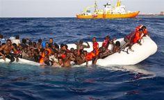 Ιταλία: Υπό κατάρρευση το σύστημα υποδοχής προσφύγων-μεταναστών ~ Geopolitics & Daily News