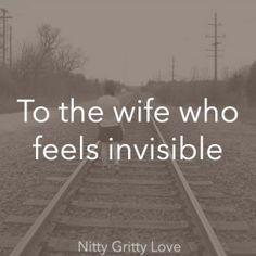 To the Wife Who Feels Invisible https://twitter.com/NeilVenketramen