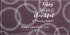 Happy Thanksgiving Day to Everyone! Have A Beautiful Day With Your Family And Give Thanks To God and All Who Contribute To Your Abundant Life! #HappyThanksGiving #ThanksGiving #KLF #Kreps #Alabama #Criminal #Defense #Attorney