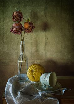 ♂ Still Life - Love ends Photography by Antonio Diaz #stilllife #still #styling #art