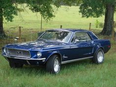 60's cars MUSTANG | Muscle cars of the 60's and 70's. What are your favorites? - Page 3 ...