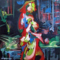 A Tribute to a Francis Bacon Painting , Shant Beudjekian