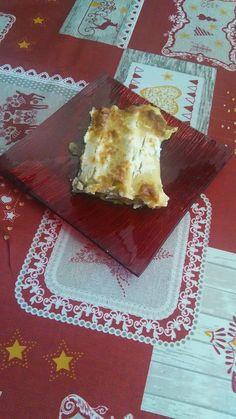 cannelloni  di pasta cremosi con bieta e cotto