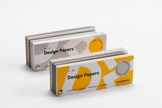 Europapier's New Design Papers Collection Has Arrived! | Design & Paper Tool Design, News Design, Paper Logo, Central And Eastern Europe, Aesthetic Value, Paper Artwork, Instagram Design, New Artists, Packaging Design