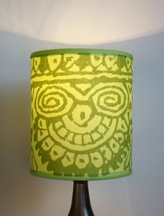 Marimekko Dombra Lamp Shade 7 x 8 by FinnFabDesigns on Etsy, $59.90