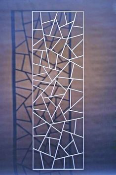 Gitter in Schmitzstruktur - Make Up Forever Home Window Grill Design, Window Grill Design Modern, Grill Door Design, Balcony Railing Design, House Front Design, Gate Design, Window Design, Modern Design, Balcony Grill Design