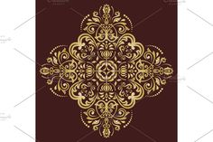 Scrapbook Designs, Stencil Painting, Arabesque, Vector Pattern, Abstract Backgrounds, Damask Patterns, Stencils, Oriental, Traditional