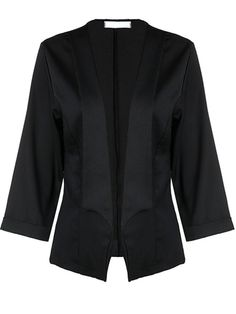 Awesome Lapel Loose Fitting Blazer