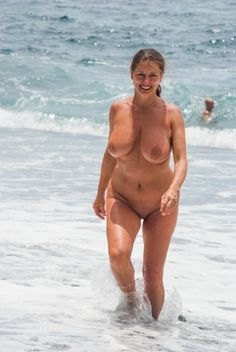 Has left mature nude on beach