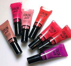 Maybelline New York Color Jolt Intense Lip Paint: Gigi Hadid Wore 40 Violet Rebel