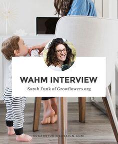 Meet WAHM Sarah Funk