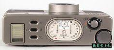 Nikon 35 Ti 輕便相機測試報告 Dials! The coolest!