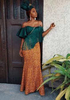 Ankara Short Gown Styles, Ankara Skirt And Blouse, Ankara Designs, African Models, Fashion Lookbook, Blouse Styles, African Fashion, Stylish, Outfits