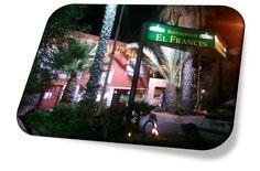 Restaurante El Francés: Comidas Caseras y Tapas.