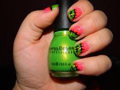 Zombie nails <3