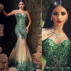 2017 Women Evening Dresses 2016 Girl Prom Dress Pageant Gown With Sheer Neck Hollow Back Beads Sequins Lace Green Red Black Real Image 2017 Hollow Back Prom Dresses 2017 Evening Gown 2017 Pageant Gown Online with $165.72/Piece on Julia4444's Store | DHgate.com