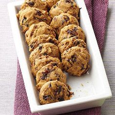 Plum Pudding Cookies
