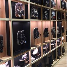 "NINO ALVAREZ, Barcelona, Spain, ""Premiata Atlantic Stars Instore Now"", pinned by Ton van der Veer"