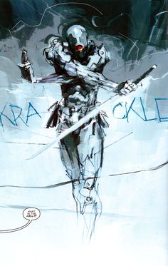 Metal Gear Solid: Gray Fox
