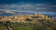 A little hilltop village near Orvieto Italy Tuscan by Mike Houghton on 500px