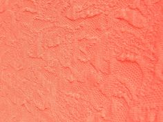 Especially love this salmon color.