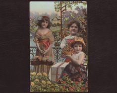 Etsy の Beautiful Edwardian Girl Grete Reinwald with by decorables