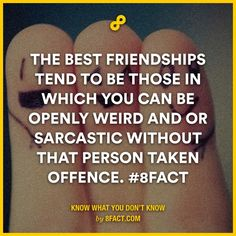 This is how I make friends!