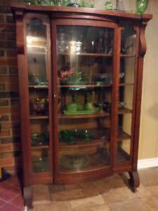 Antique China Cabinet London Ontario image 1 | china cabinet redo ...