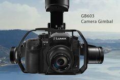 Gimbal GB603 3 ejes para Drone