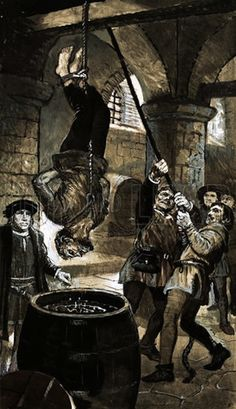 In 1478...George Plantagenet, Duke of Clarence, was to be executed. His request? To be drowned in a barrel of wine.