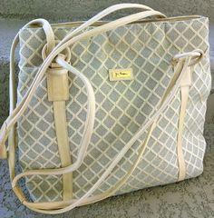 Jim Thompson True Vintage Thai Silk Handbag Bag Design, Fabric Bags, Totes,  1950s 9daec323d5