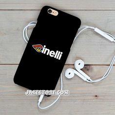 Cinelli Black Solid iPhone Case 4 4s 5 5s 5c 6 6s Plus Hard Case Cover