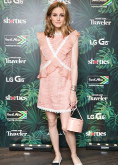 Olivia Palermo At Shorties Fest 2017