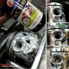 Metal Art Projects, Welding Projects, Metal Crafts, Diy Projects, Metal Welding, Welding Art, Plasma Cnc, Car Part Art, Sculpture Metal