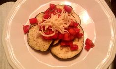 Vegan Gluten Free Eggplant Bruschetta