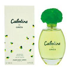 Gres Cabotine Eau de Toilette Spray Launched in this feminine scent has a blend of ginger lilly, citrus, rich florals, sandalwood, musk and blackcurrant. It is suitable for evening wear. Kenzo Parfum, Parfum Paris, Revlon, Victoria Perfume, Calvin Klein Eternity Moment, Flowerbomb Perfume, Ariana Grande Perfume, Best Fragrances, Flower Bomb