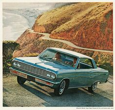 1964 Chevrolet Chevelle Malibu Super Sport Coupe | Flickr - Photo Sharing!