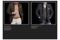 Herringbone AW12 Catalogue