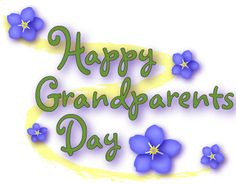 Happy Grandparents Day!!! I am honored to be a grandma to my beautiful grandkids !