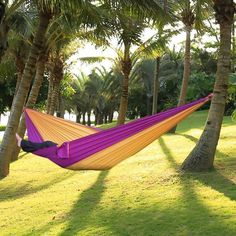 Check this out on my store : Backpacking Hammock - Portable Nylon Parachute Outdoor Double Hammock http://tarahamish.myshopify.com/products/backpacking-hammock-portable-nylon-parachute-outdoor-double-hammock?utm_campaign=crowdfire&utm_content=crowdfire&utm_medium=social&utm_source=pinterest