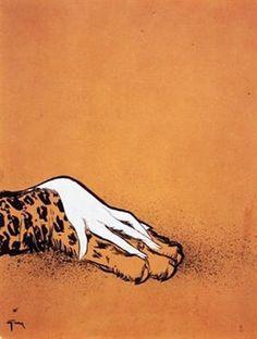 線の魔術師「グリュオー」のおしゃれなイラストレーション - NAVER まとめ
