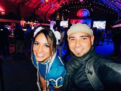 Found #ChunLi at the #RedBullBattleGrounds last weekend! || #StreetFighter #RedBull