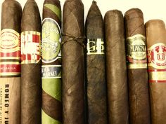 Spring 2018 Sampler Premium Cigars, Spring