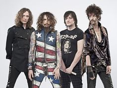 """The Darkness """"Every Inch Of You"""" - The Song of the Week for 7/9/2012"""