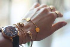 Jane Kønig - love tag bracelet or necklace