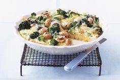 Une recette de croûte facile, grâce aux pommes de terre rissolées surgelées.