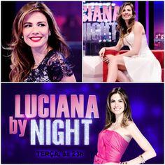 Tem novidade da Luciana Gimenez no blog: