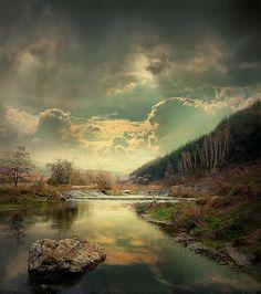 Here Comes The Rain - Miroslav Ivanov
